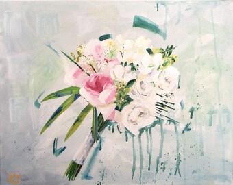 Bouquet - 16x20