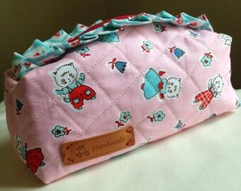 Milk Sugar Flower Boxy Bag