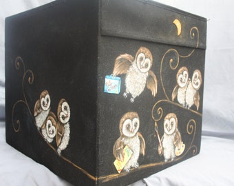 Whoo Hoo Owls E-Pattern