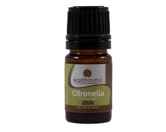 Citronella Essential Oil | 5 mL | 15 mL | 30 mL | 100% Pure Therapeutic Grade