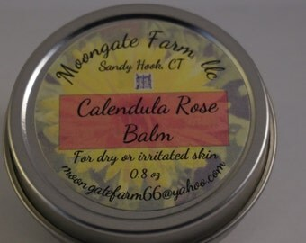 Calendula Rose Balm