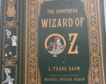 The Annotated Wizard of Oz book