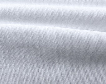 100% Supima Cotton Jersey Knit Fabric