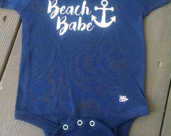 Beach Babe Onesie