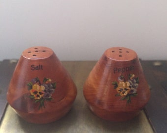 Boy Scout Salt and Pepper Shakers Jamboree 1950 Valley Forge Pennsylvania
