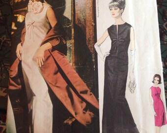 Vintage Vogue 1341 Nina Ricci size 14