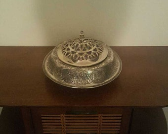 Vintage Sterling Silver dish