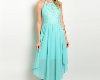 Beautiful Sleeveless Gown