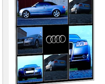 Personalised Car Canvas - Show off your pride and joy