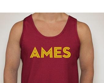 Ames tank
