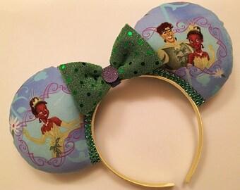 Princess And The Frog Mickey Ears