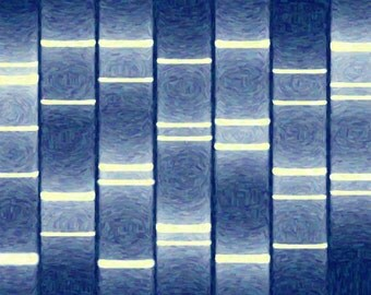 DNA Portraits as Genetic Art on Canvas   DNA Art Gallery