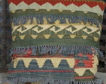Kilim Cushion Cover 50x50 cms