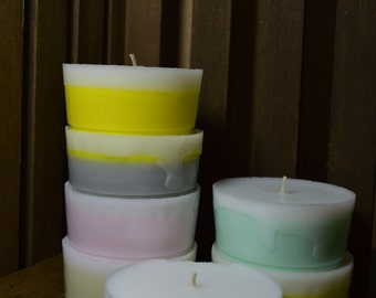 Large Tea Candles