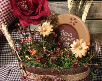 Nana Knows Best Floral Arrangement
