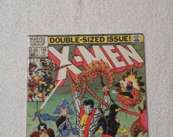 Uncanny X-Men #166 (1982)