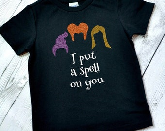 Halloween shirt baby, toddler, kids, adult - Hocus Pocus shirt - Halloween shirt for women - Halloween shirts for kids
