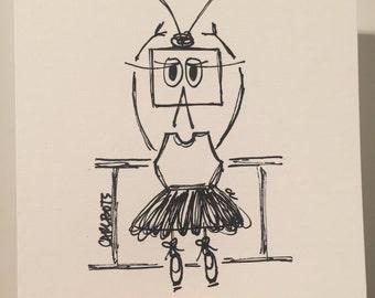 CarlBots Ballerina