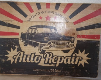 American car picture