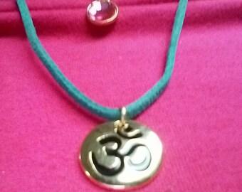 Three layer boho necklace