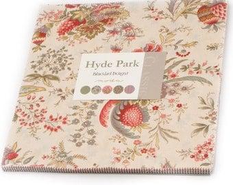 Hyde Park Layer Cake-Moda Fabric-Blackbird Designs
