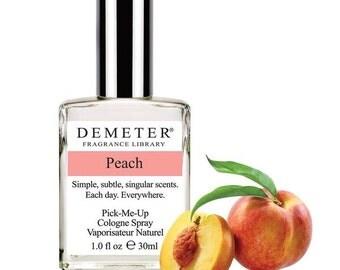 Demeter 1oz Cologne Spray - Peach