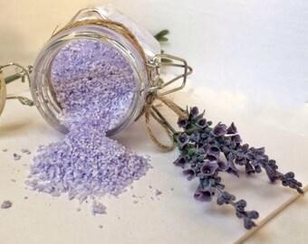 Aromatherapy Mineral Bath Salts - Large