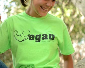 Vegan Muscle T-Shirt