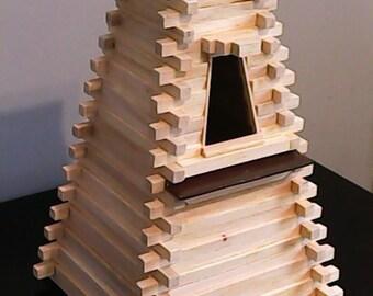 Tower Bird House