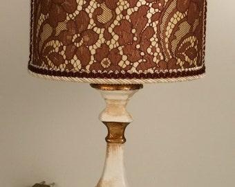 Venetian style lamp