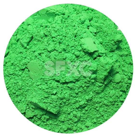 Fluorescent Pigments - Green