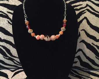 Orange Dream Necklace