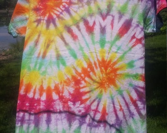 Double Swirl medium tie dye