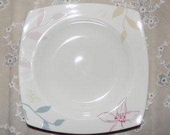 Plate, soup plate
