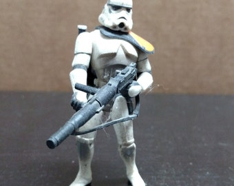 star wars power of the force sandtrooper LOOSE