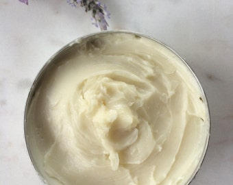 Organic Lavender and Cedarwood Whipped Body Butter
