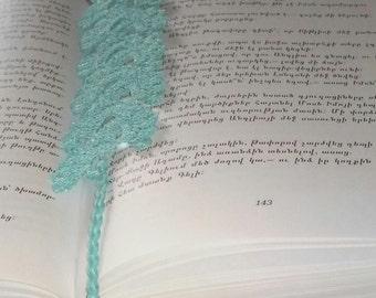 Crocheted Bookmark