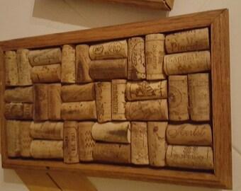 12 x 7 cork trivet
