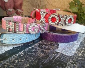 Fun & Flirty Buckle Bracelet