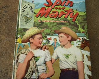 Walt Disney's Spin and Marty By Lawrence Edward Watkin Copyright 1942