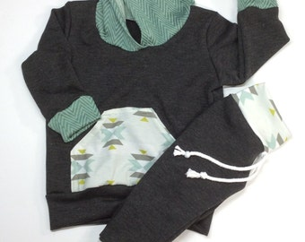 Baby boy clothes / newborn boy clothes / trendy baby boy outfit / hipster baby clothes / organic baby outfits