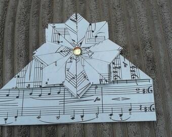 sheet music bookmark