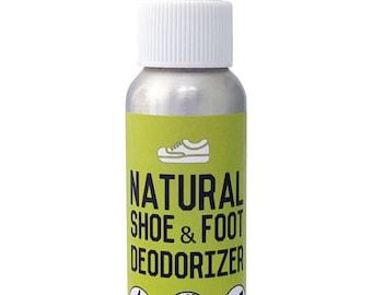 All Natural Shoe Odor Eliminator