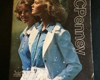 JC Penney 1976 Summer/Spring Catalog