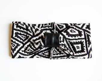 Boho Turban Headband