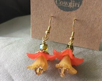 Fairy Garden Earrings