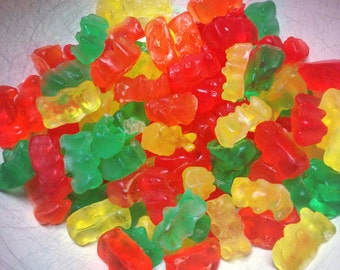 Gummy Bear Soaps