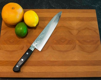 Beech Endgrain Cutting Board
