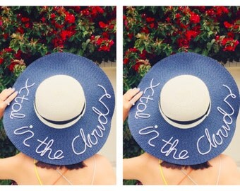 Personalized Summer Hat