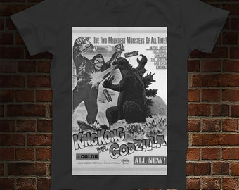 King Kong Vs Godzilla T-Shirt